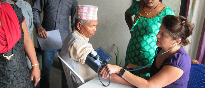 Health Care at Free Medical Camp