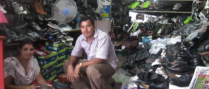 Shoe Shop Micro Business Startup