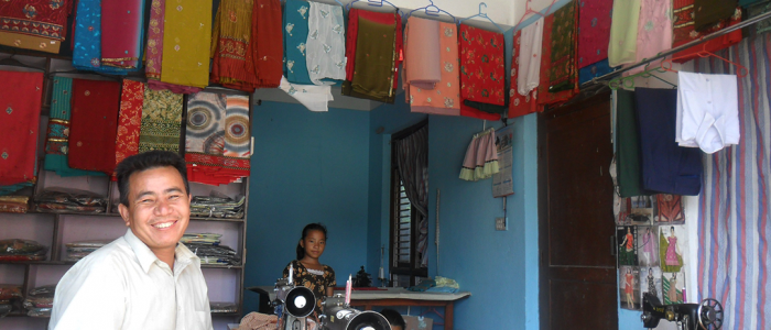 Tailoring Shop Micro Business Startup