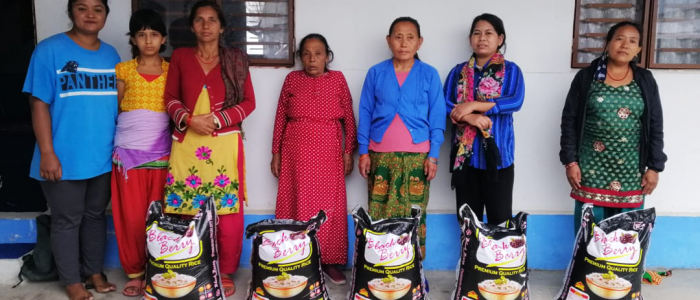 Providing Women with Rice
